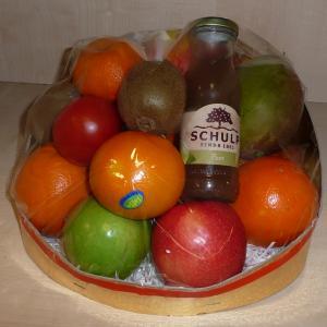 Fruitmand basis