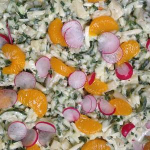Komkommer-salade