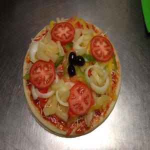 Vega-pizza